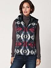 Snow Drift Reversible Vest