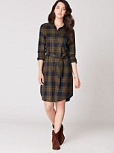 Cecily Shirtdress