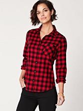 Frankie Plaid Shirt