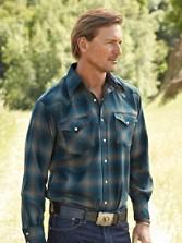 Snap-front Western Canyon Shirt