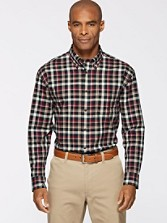 Canterbury Cloth Button-down Shirt