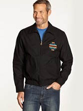 Chief Joseph Microfiber Jacket