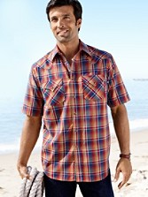 Short-sleeve Frontier Shirt