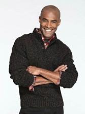 Shetland Button Placket Sweater