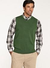 Merino Pullover Vest