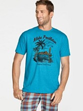 Fitted Pendleton Surf Tee