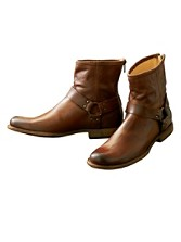 Harness Boots