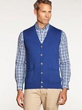 Cashmere-blend Vest