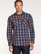 Beach Shack Cotton Twill Shirt