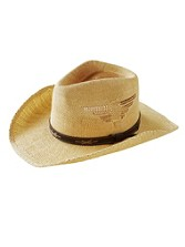 Shapeable Thunderbird Straw Hat