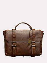 Leather Logan Briefcase