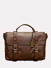 Leather Logan Briefcase