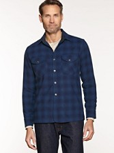 Ultrafine Merino Wool Oliver Shirt