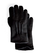 Leather/shearling Sheepskin Gloves