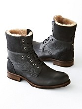 Larus Wool-lined Boots