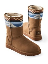 Ugg Australia/pendleton Classic Boots