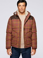 Pendleton Field Mountain Down Jacket