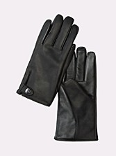 Leather Smart Gloves