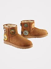Classic Mini National Park Patch Boots