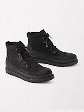 Fairbanks Waterproof Leather Boots