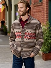 Mountain Majesty Cardigan
