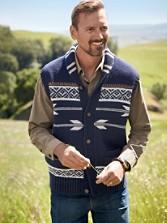 American Treasures Sweater Vest