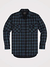 Quilted Shirt Jac