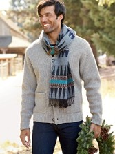 Whistler Shawl Collar Cardigan