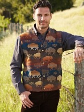 Land Of The Buffalo Vest