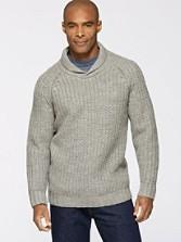 Ryan Shawl Collar Pullover