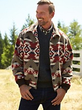 Mountain Majesty Santa Fe Jacket