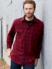 Ultrafine Merino Field Shirt