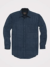 Ultra-fine Merino Wool Lodge Shirt