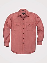 Blaine Chambray Shirt