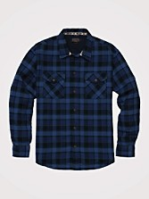 Lined Shirt Jacket