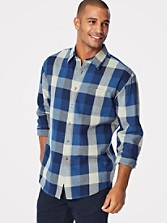 Fitted Tennyson Shirt