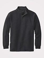 Quater-zip Tech Pullover