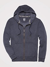 Beach Fleece Full Zip Hoodie
