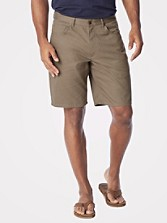 Five-pocket Twill Shorts