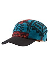 Turquoise Trail Hat