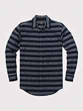 Fitted Tennyson Stripe Shirt