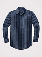 Fitted Lewis Stripe Shirt