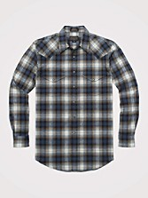 Fitted Jerome Flannel Shirt