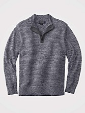 Button-henley Sweater