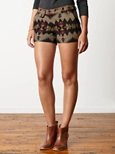 Coquille Shorts