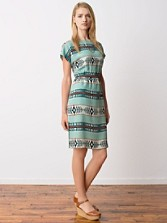 Islet Silk Dress
