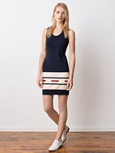 Camp Stripe Knit Dress