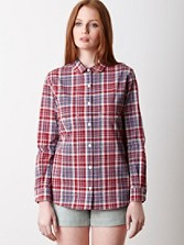 Tumalo Plaid Camp Shirt