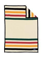 National Park Crib Blanket