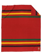 Rainier National Park Blanket